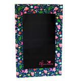 Nora Fleming - Floral 12 section Keepsake Box