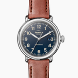 Shinola Runwell Automatic Midnight Blue dial 45mm