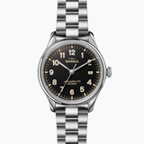 Shinola Vinton 3HD black 38mm