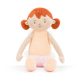 Strong Beautiful You Doll (red hair)