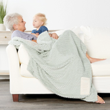 Grandma & Me Cuddle Blanket