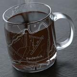 Hometown Frederick Glass Coffee mug