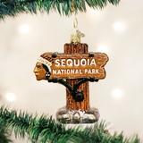 Sequoia National Park ornament