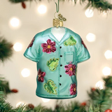 Hawaiian Shirt ornament