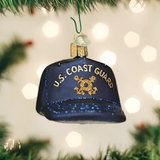 Coast Guard Cap ornament