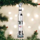 Saturn V Rocket ornament