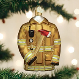 Firefighters's Coat ornament