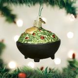 Guacamole ornament