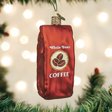 Bag of Coffee Beans ornament