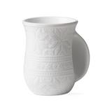 Sweater Handwarmer Mug white