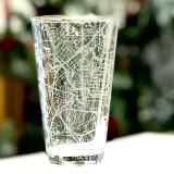 Hometown Frederick Pint Glass