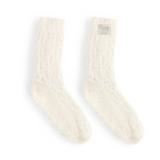 Giving Socks - cream