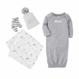 Grey Newborn Take Me Home Set