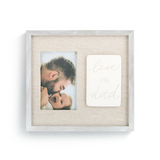 """Love My Dad"" frame"