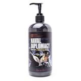 Duke Cannon Naval Diplomacy Liquid Hand Soap pump