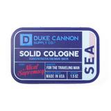 Duke Cannon Solid Cologne - Sea