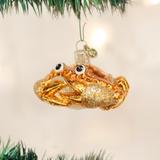 Crab Louie Ornament