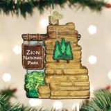 Zion National Park ornament