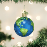 Planet Earth ornament