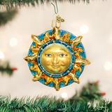 Fanciful Sun ornament