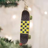 Skateboard ornament