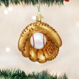 Baseball Mitt ornament