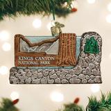 Kings Canyon National Park ornament