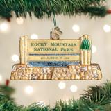 Rocky Mountain National Park ornament