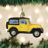Sport Utility Vehicle ornament