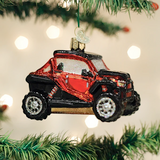 Side by Side ATV ornament