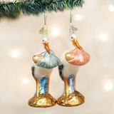 Bundle of Joy Stork ornament