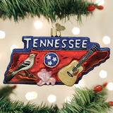 State of Tennessee ornament
