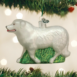 Great Pyrenees Dog ornament