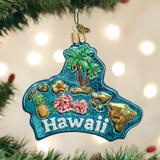 Hawaiian Islands ornament
