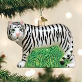 White Tiger Ornanment