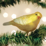 Canary ornament (clip-on)