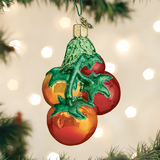 Tomatoes on Vine ornament