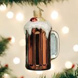 Root Beer Float ornament