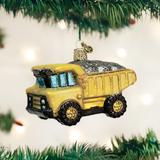 Toy Dump Truck ornament