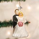 Bridal Couple Ornament