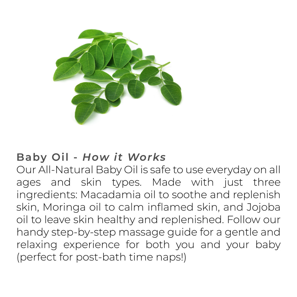 Essential Baby Oil