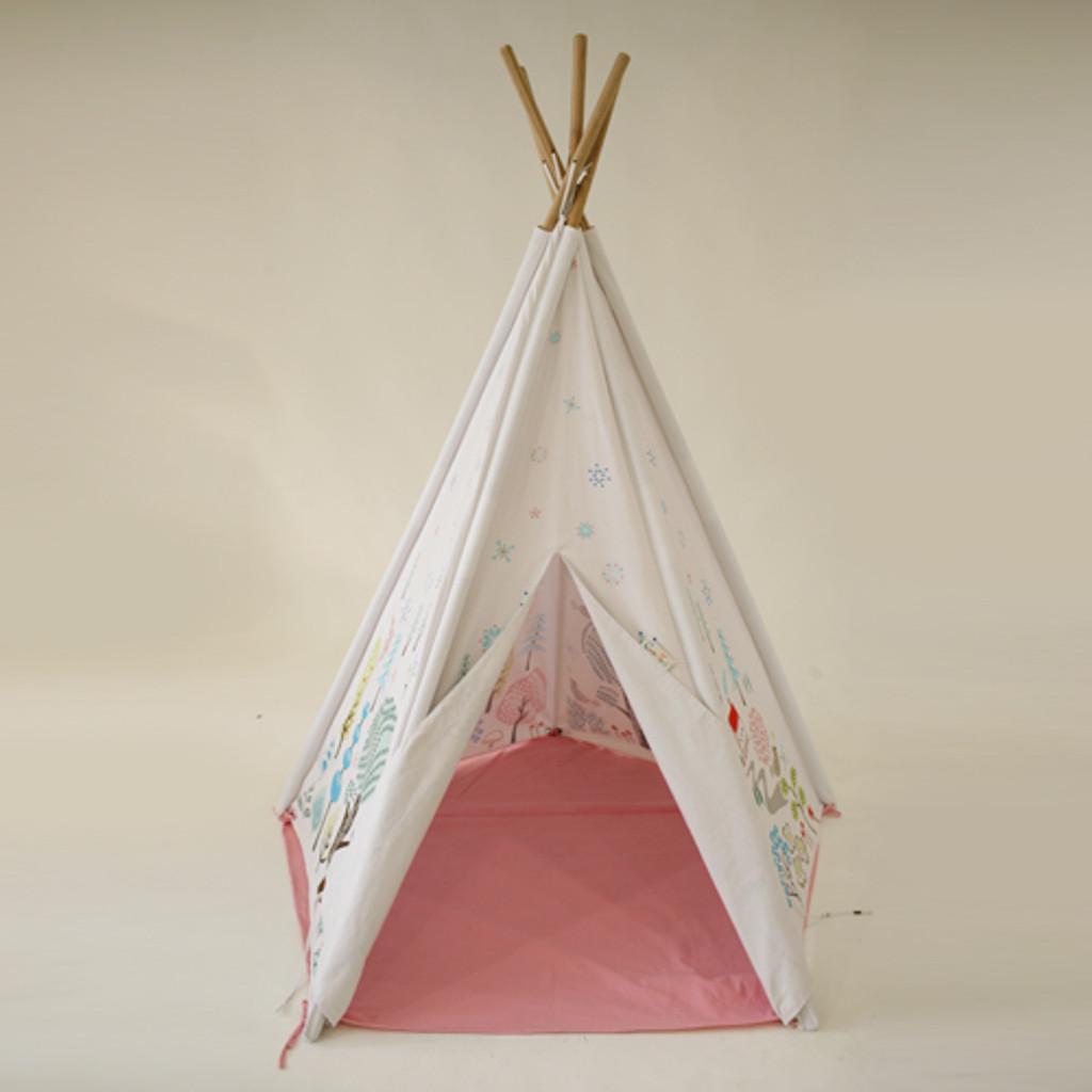 Play Tent/ NORWEGIAN WOOD (PINK)