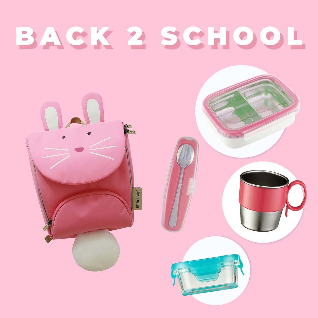 Back 2 School Set/ Lola Bunny