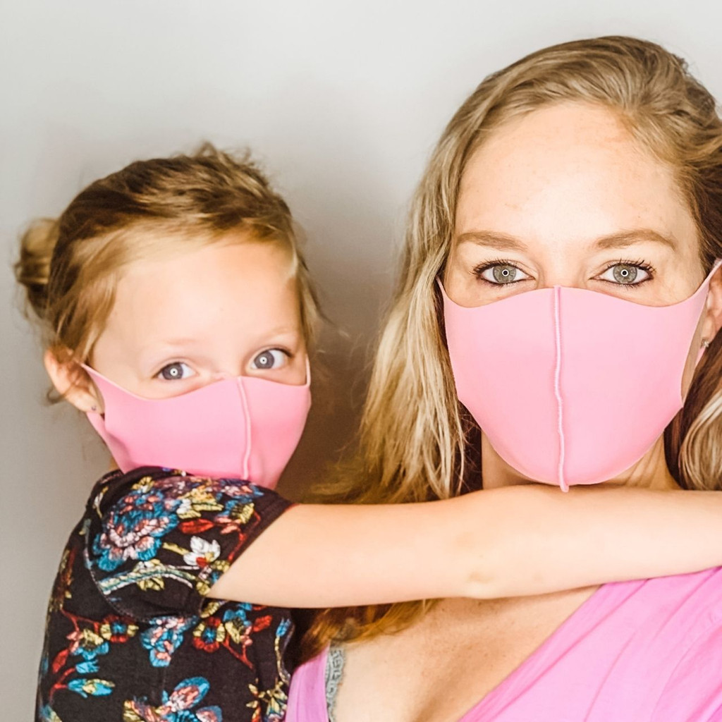 Twinning Mask Pack (1 Adult+1Kid)