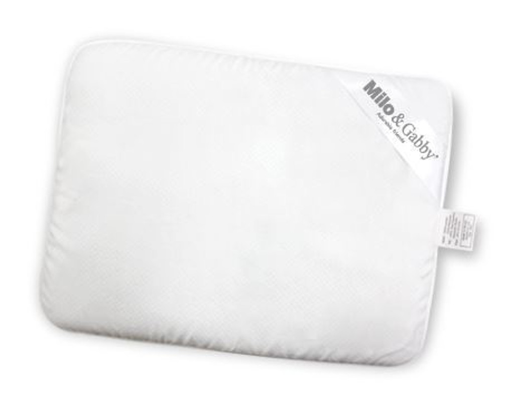 Baby Pillow Insert with Charcoal Beads - Prevent Plagiocephaly