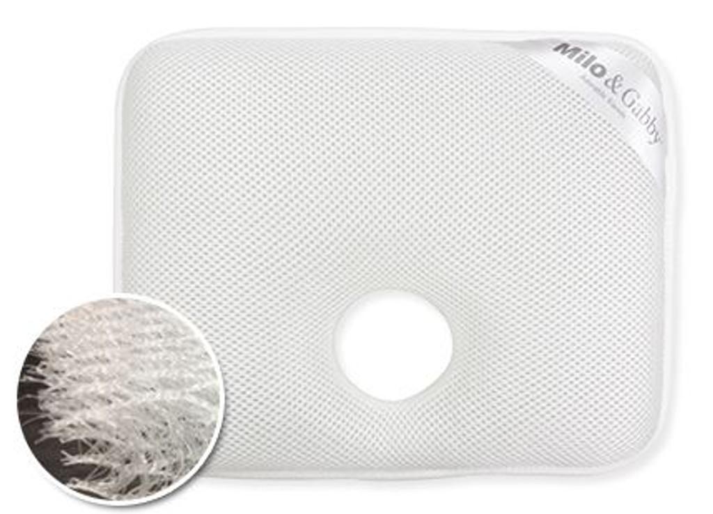 Baby Pillow Insert 3D Air Mesh - Prevent Plagiocephaly