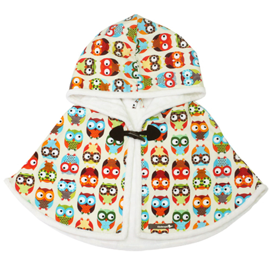 BOUTIQUE QUALITY HOODED CAPE (Various Patterns)