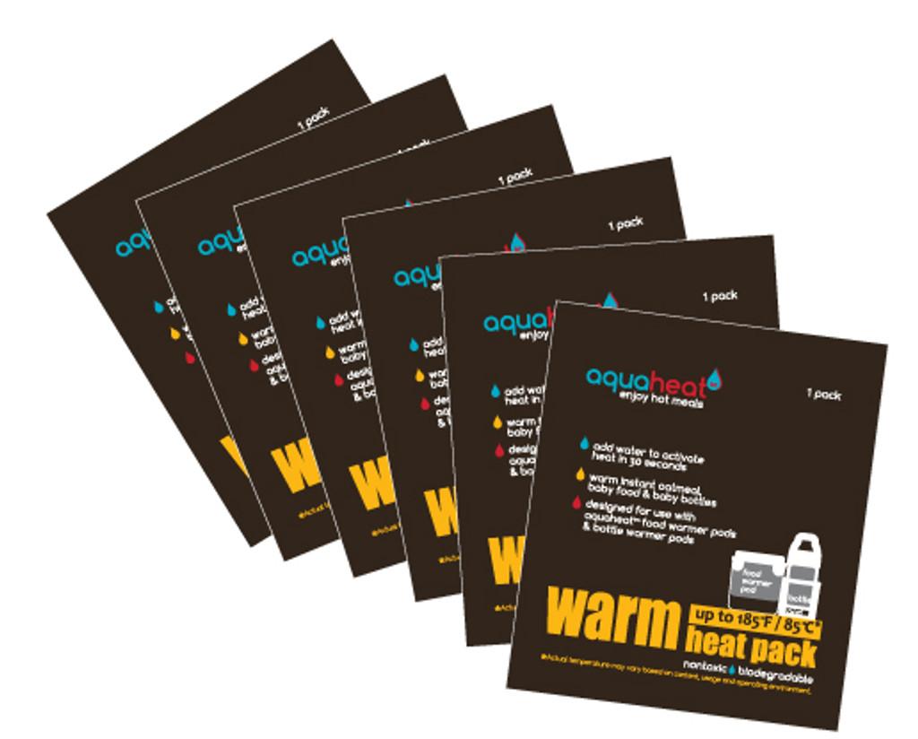 Warm Heat Packs (6-Pack)