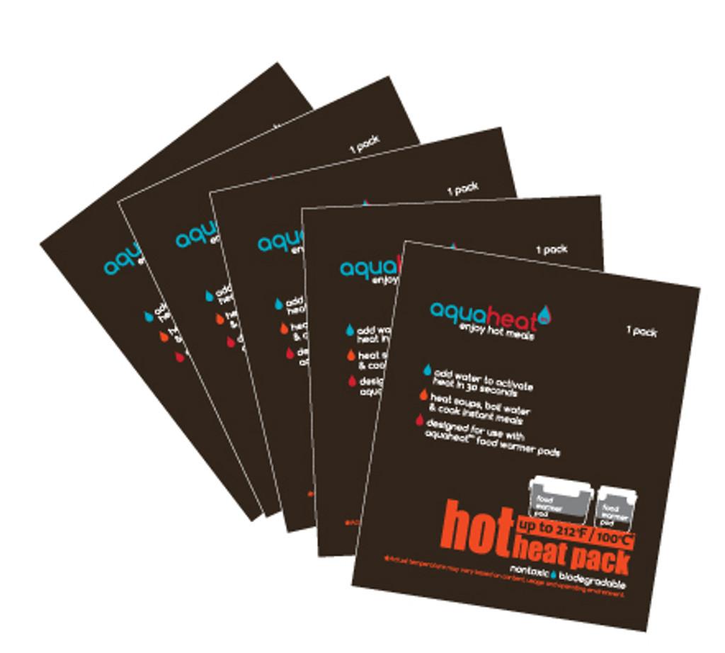 Hot Heat Packs (5-Pack)