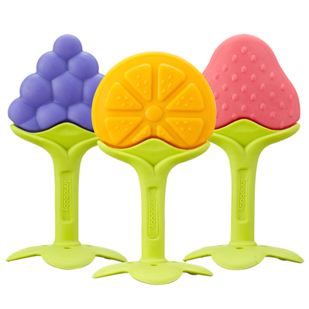 Teethin' Smart EZ Grip Fruit Teether